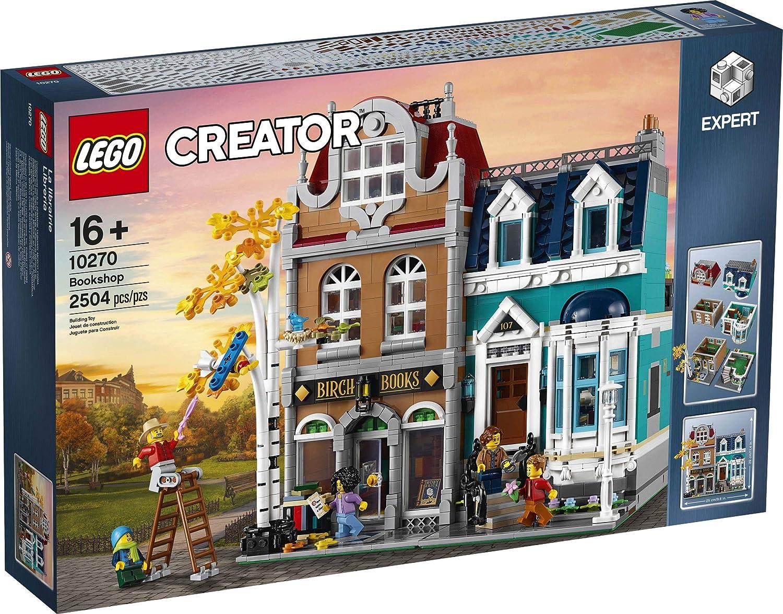 レゴ (LEGO) クリエイター エキスパート 街の本屋 10270