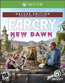 Amazon com: Far Cry New Dawn - Deluxe Edition - Xbox [Digital Code