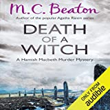 Death of a Witch: Hamish Macbeth, Book 24
