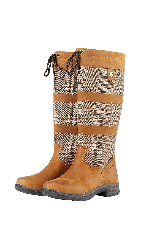 Brown 7 Brown 7 Dublin Ladies River Plaid Boots ll