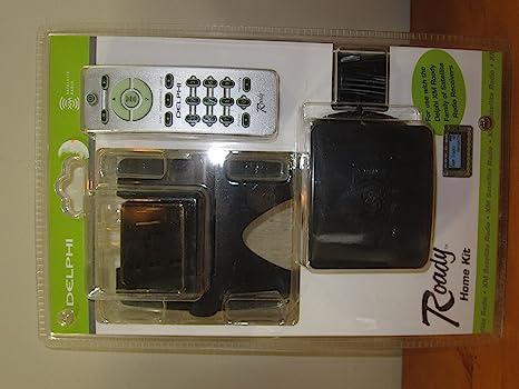 Delphi Home kit for Roady™ and Roady2™ XM receivers Delphi SA10069-11P1