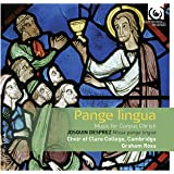 Pange lingua - Music for Corpus Christi