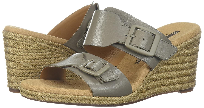 Clarks US|Sage Women's Lafley Devin Platform B072KRNY4S 5 B(M) US|Sage Clarks Leather 013c7f