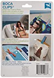 O2COOL Caribbean Boca Towel Clip, 1-Pack, Carribean Cocktail