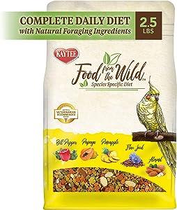 Kaytee Food from The Wild Cockatiel