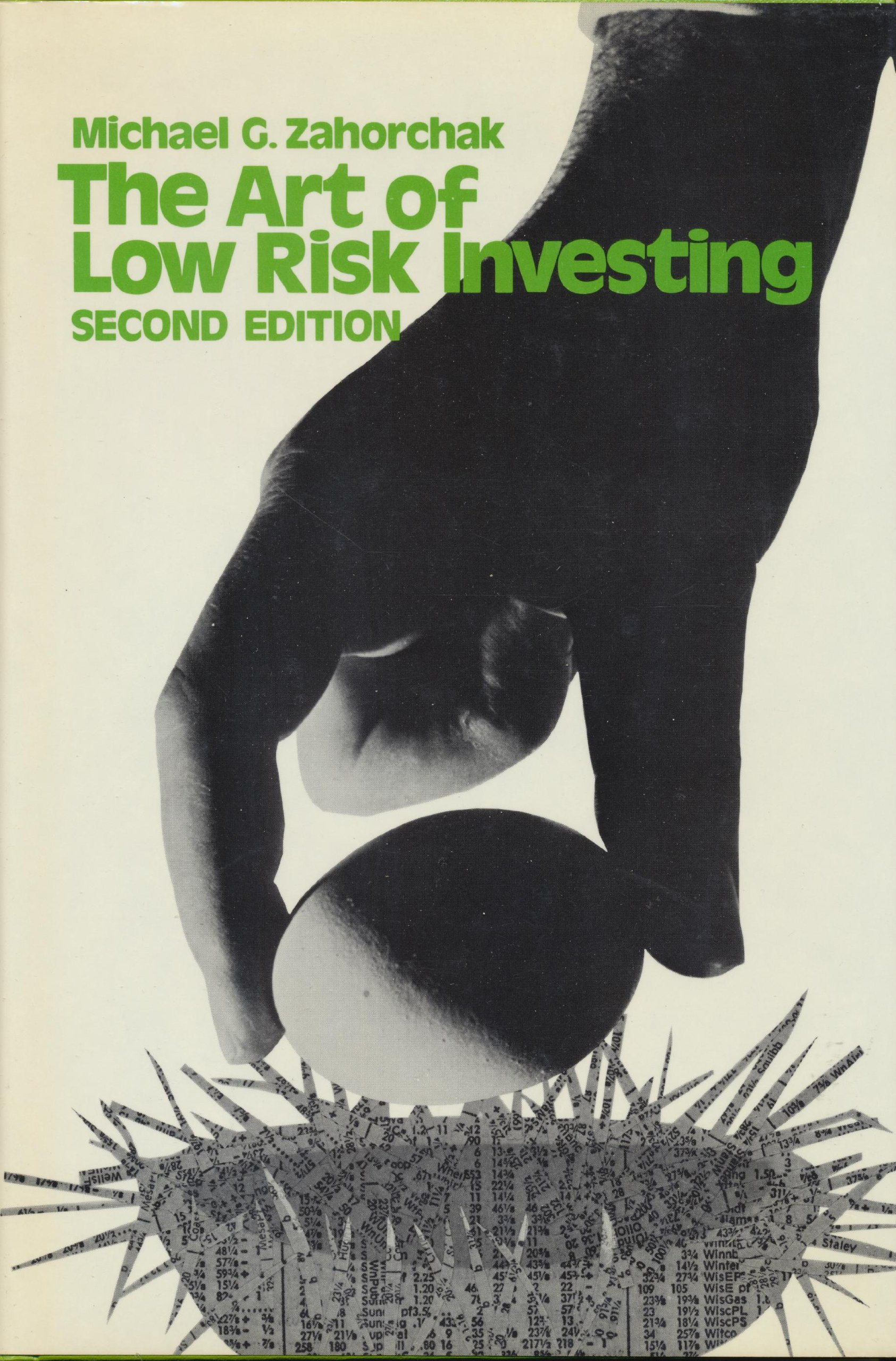 Art of Low Risk Investing