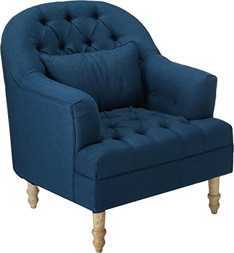 Reviewed: Christopher Knight Home Anastasia Tufted Fabric Club Chair