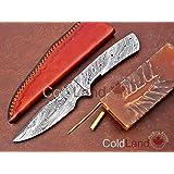 Amazon.com: ColdLand NB01 - Cuchilla de acero forjada a mano ...