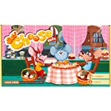 Say Cheese multiplication tables math game STEM toy Math manipulative and resource for kids age 7 years and up