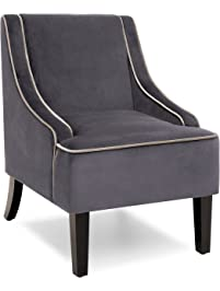 Best Choice Products Microfiber Accent Chair ... Part 60