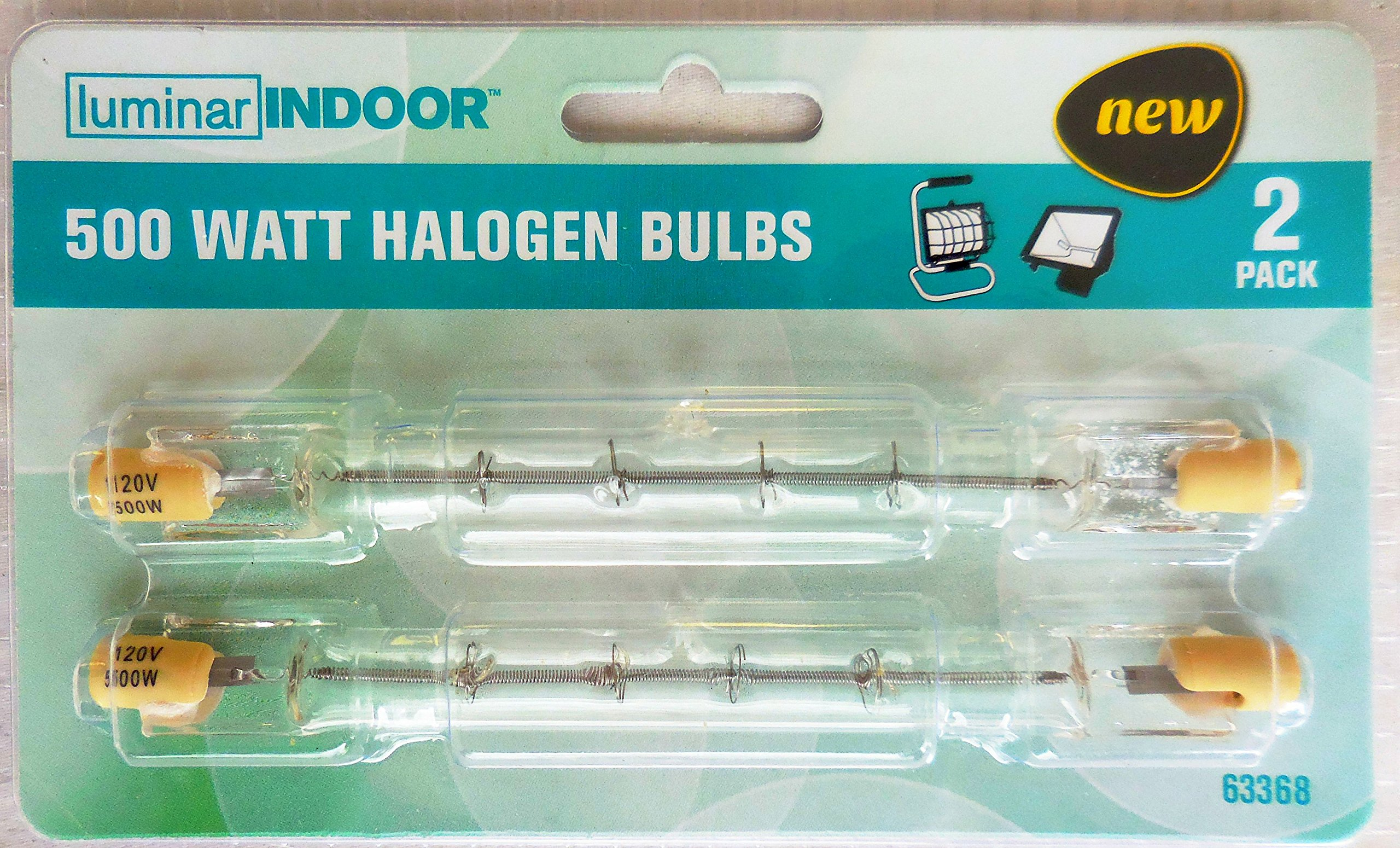 500 WATT Halogen Bulbs