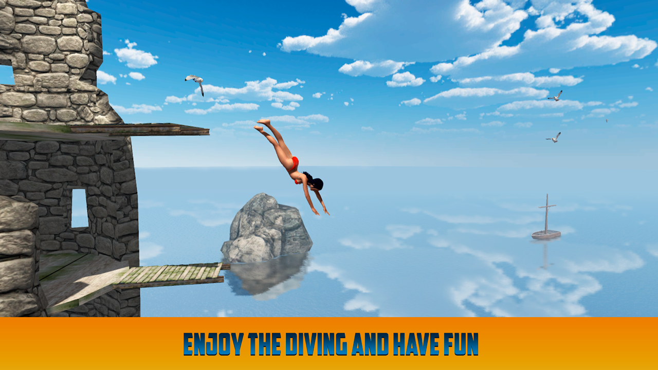 game flip diving mod apk