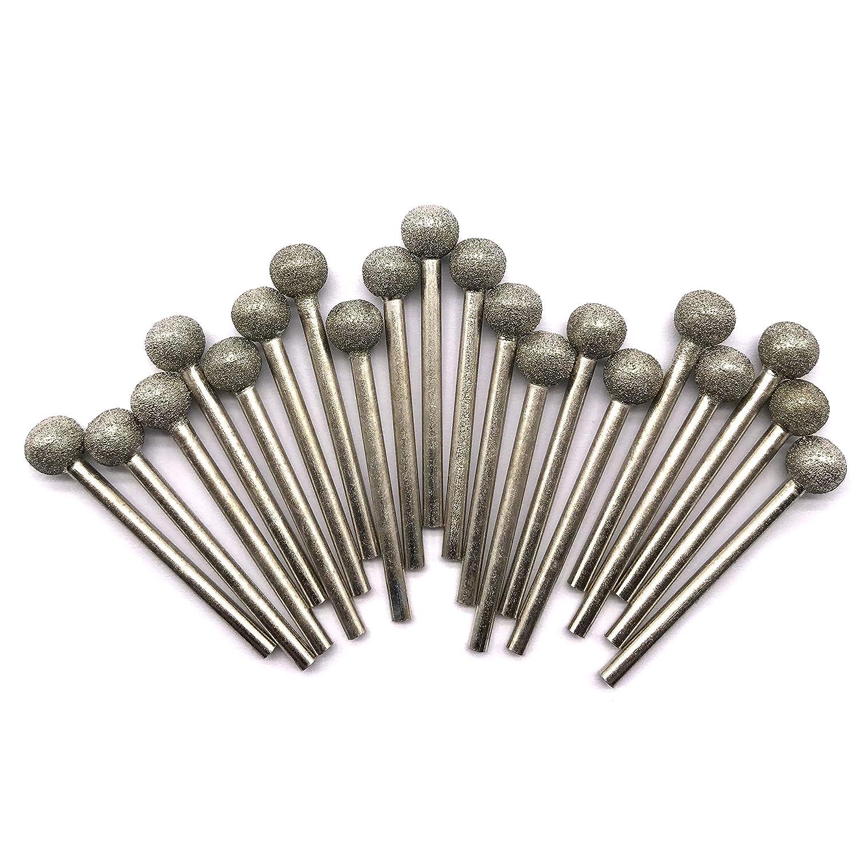 Silicon Carbide 180 Grit .040 Diameter x 50 Feet Mitchell Abrasives 53-S Round Abrasive Cord