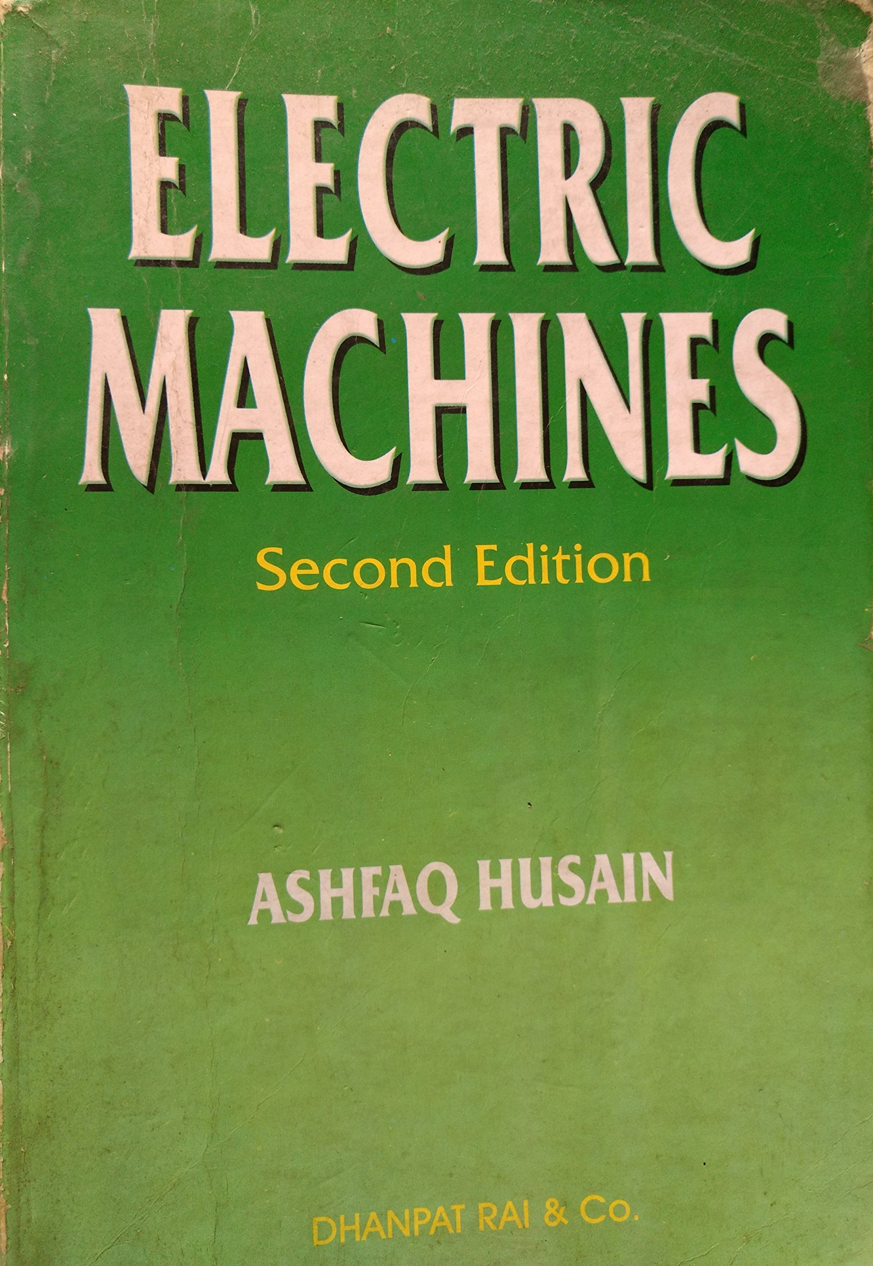 download electrical machines by ashfaq hussain