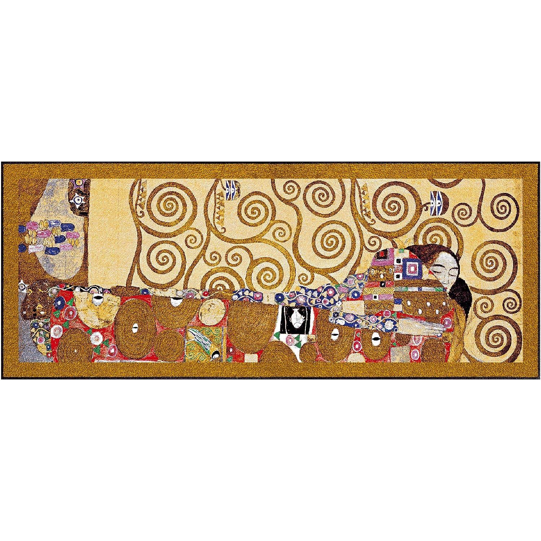 Läufer DIE ERFÜLLUNG 75 x 190 cm - (SLD1723-075X190) B074FXZ59D Teppiche & Matten