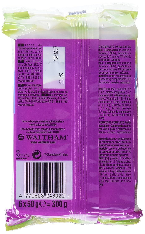 Bolsitas para Gatos Platitos Del Día Carne Blanca En Salsa - [Pack de 12]: Amazon.es: Productos para mascotas