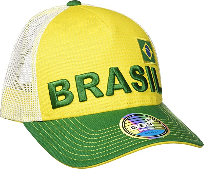 Outerstuff World Cup Soccer Mens World Cup Soccer Mens Printed Structured Adjustable Hat