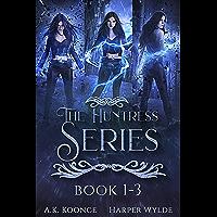 The Huntress Series Complete Boxset: A Reverse Harem Series (English Edition)