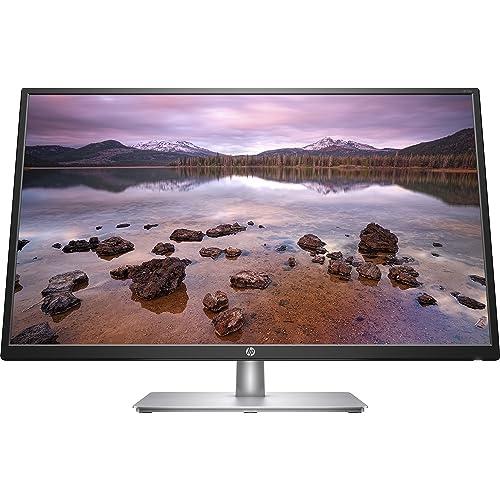 HP 32s Monitor Fhd IPS con Retroiluminación Led 250 CD M 5 Ms Gris a Gris 1200 1 178 Vga Hdmi 32 Plata