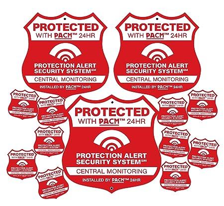 PROPERTYGUARD 3 señales de Seguridad para el hogar con ...