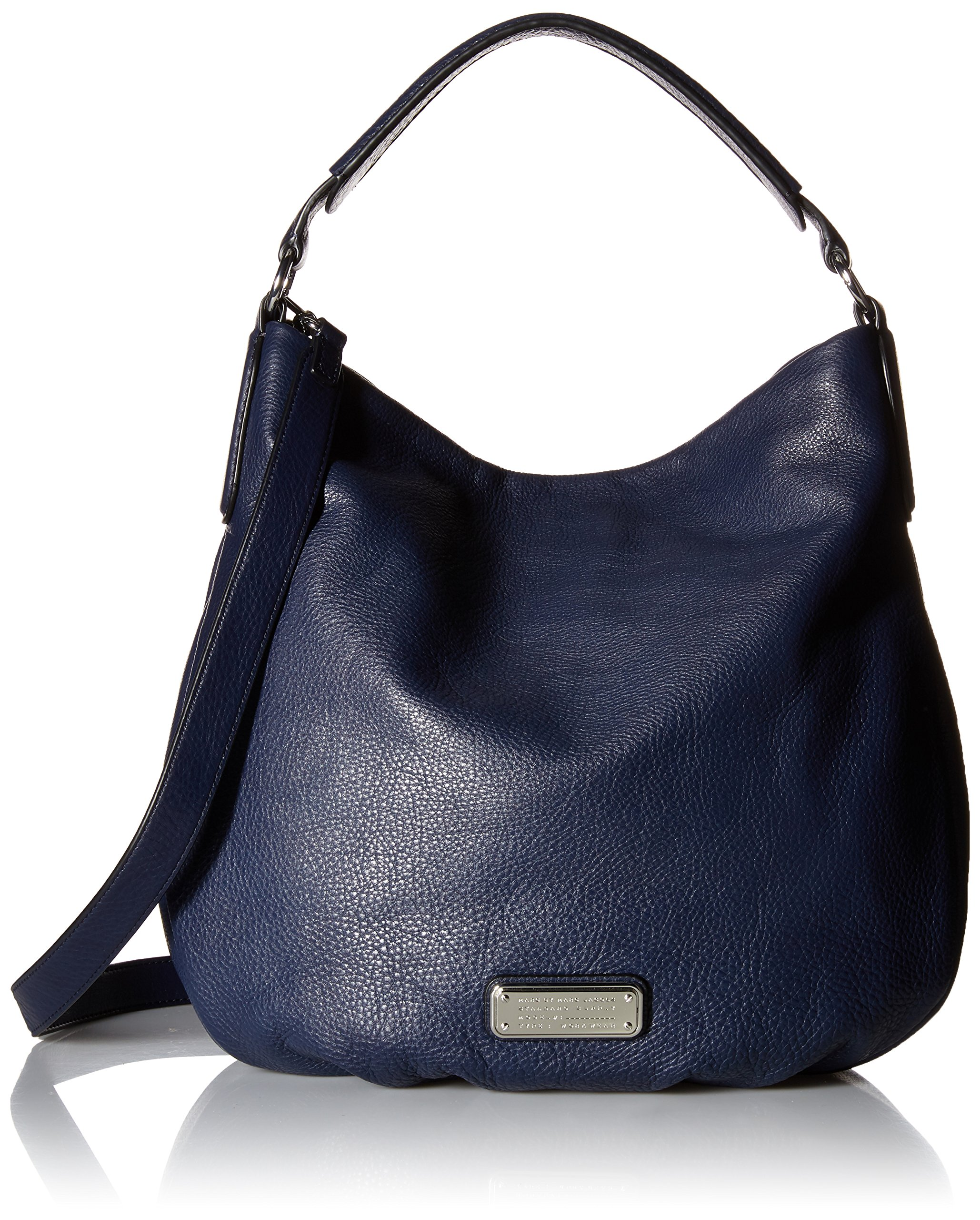 Marc by Marc Jacobs New Q Hillier Hobo Bag, India Ink, One Size