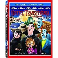 Hotel Transylvania / Hôtel Transylvanie [Blu-ray 3D + Blu-ray + DVD + UltraViolet] (Bilingual)