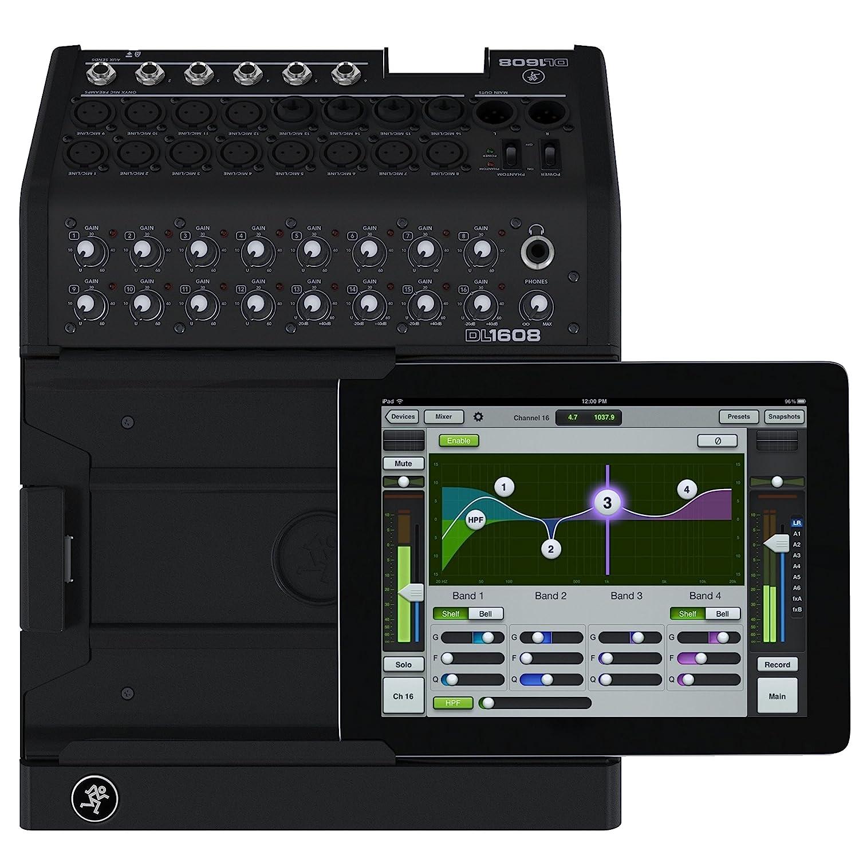 Mackie DL1608 · Mesa de mezclas digital: Amazon.es: Electrónica