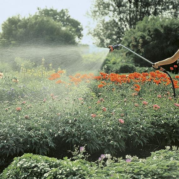 Gardena 2849-20 Barra, Negro, Metálico, Naranja: Amazon.es: Jardín