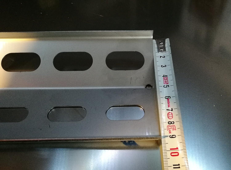 Enders Gasgrill Flammenabdeckung : 3 stück 365mm x 80mm x 1mm *v2a* edelstahl flammenverteiler