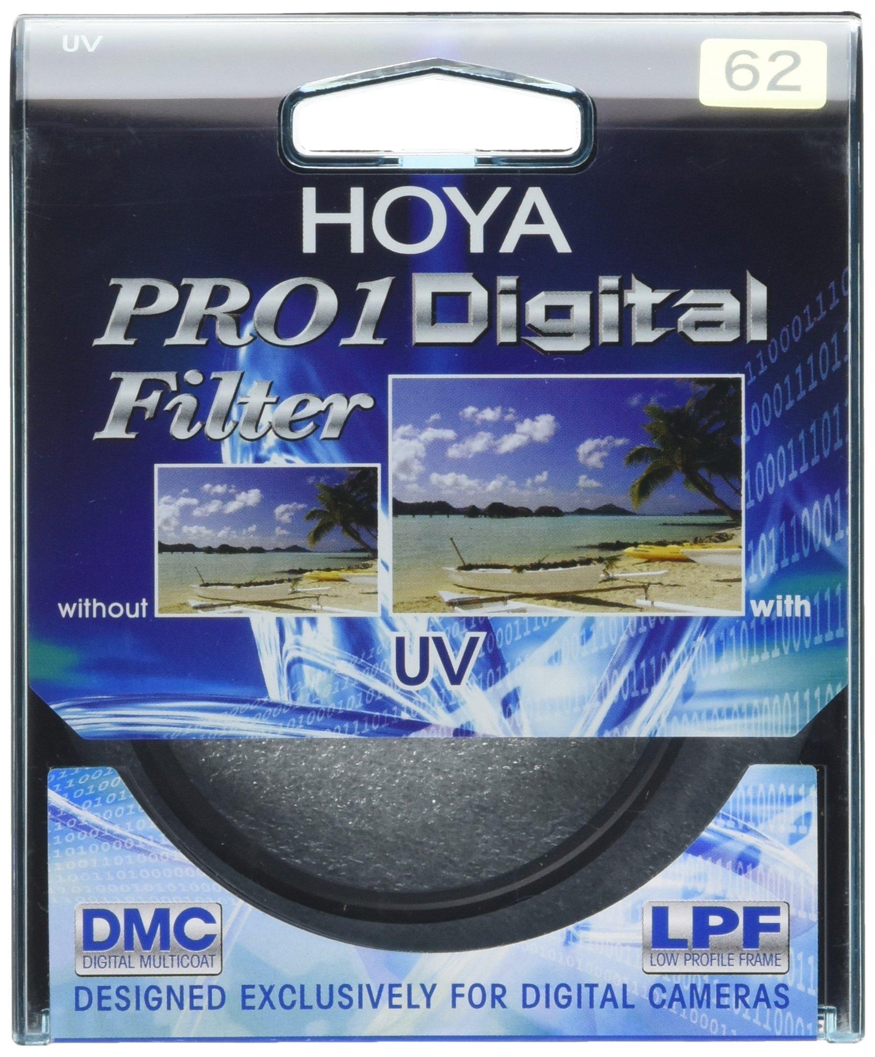 Hoya 62mm DMC Pro 1 UV Filter by Hoya