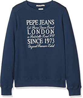 861f01b93bbac Pepe Jeans Gabriela Jr, Sweat-Shirt Fille  Amazon.fr  Vêtements et ...
