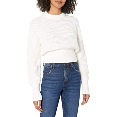 French Connection Women's Millie Mozart Solid Knits Sweaters: Clothing