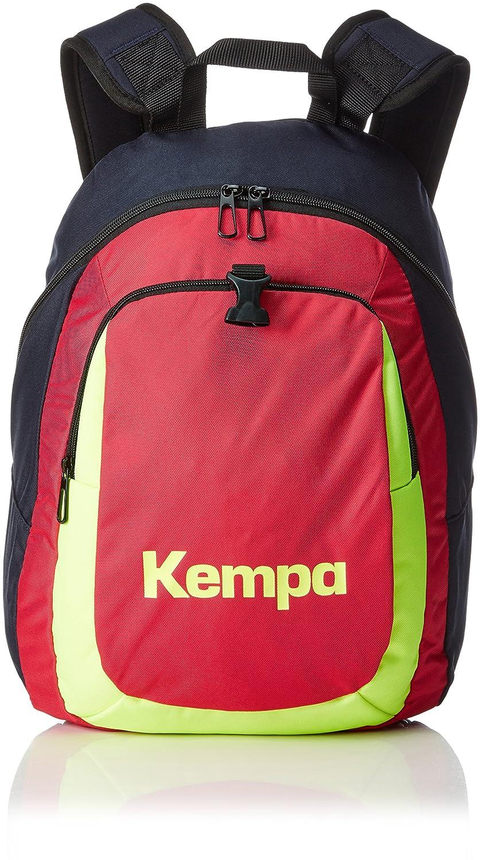 Kempa Mochila para niños, Color Marine/Magenta/Fluo Gelb, tamaño 35 x 23 x 44 cm, 20 litros, Volumen Liters|20.0 200487902 2004879_02-NOSIZE