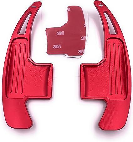 H-Customs Levas En Volante Dsg levas de cambio Shift Paddle alu anodizado plata para F20 F30 F18