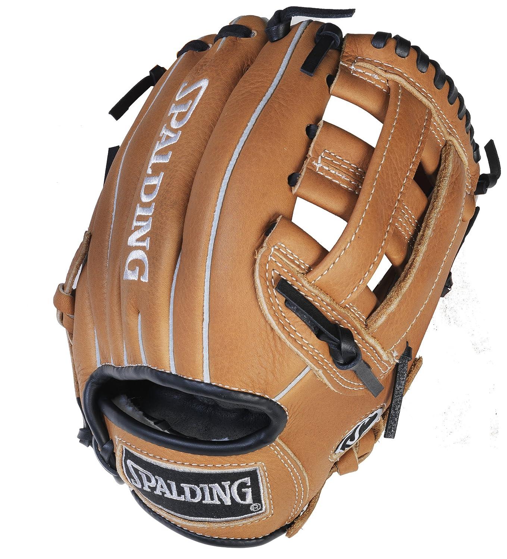 Right Handed Thrower Spalding Stadium Series 11 REG H-Web Infield Baseball Glove 42080