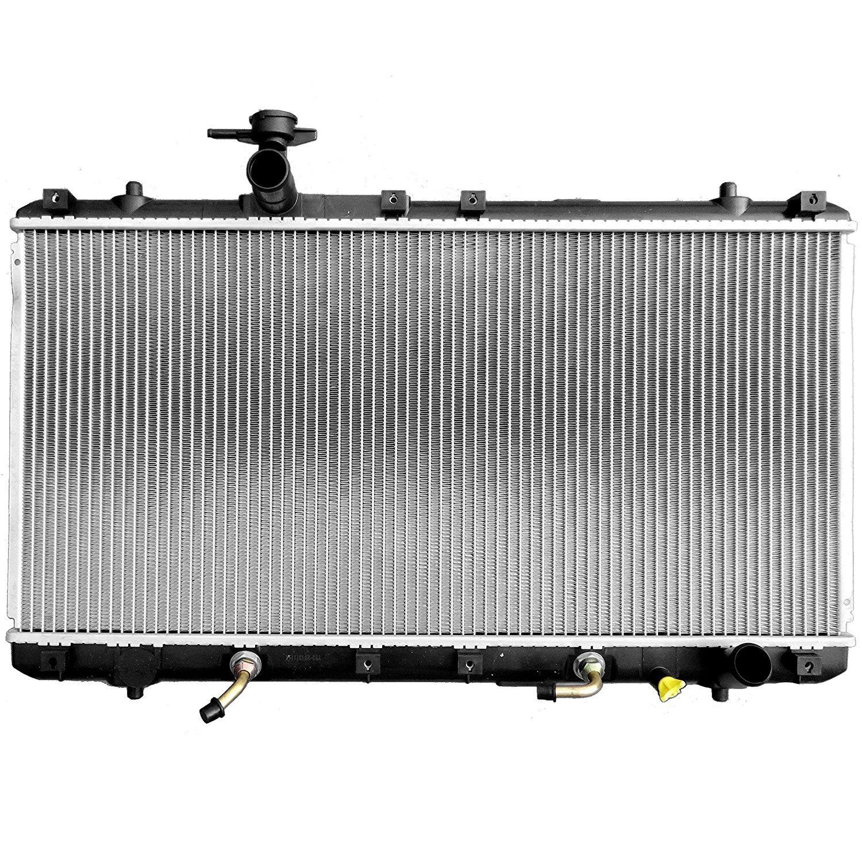 ECCPP Radiator LR2451 for 2002-2007 Suzuki Aerio Base/GL/GLS/GS/LX/Premium/S/SX/SX Premium 2.3L 2.0L by ECCPP