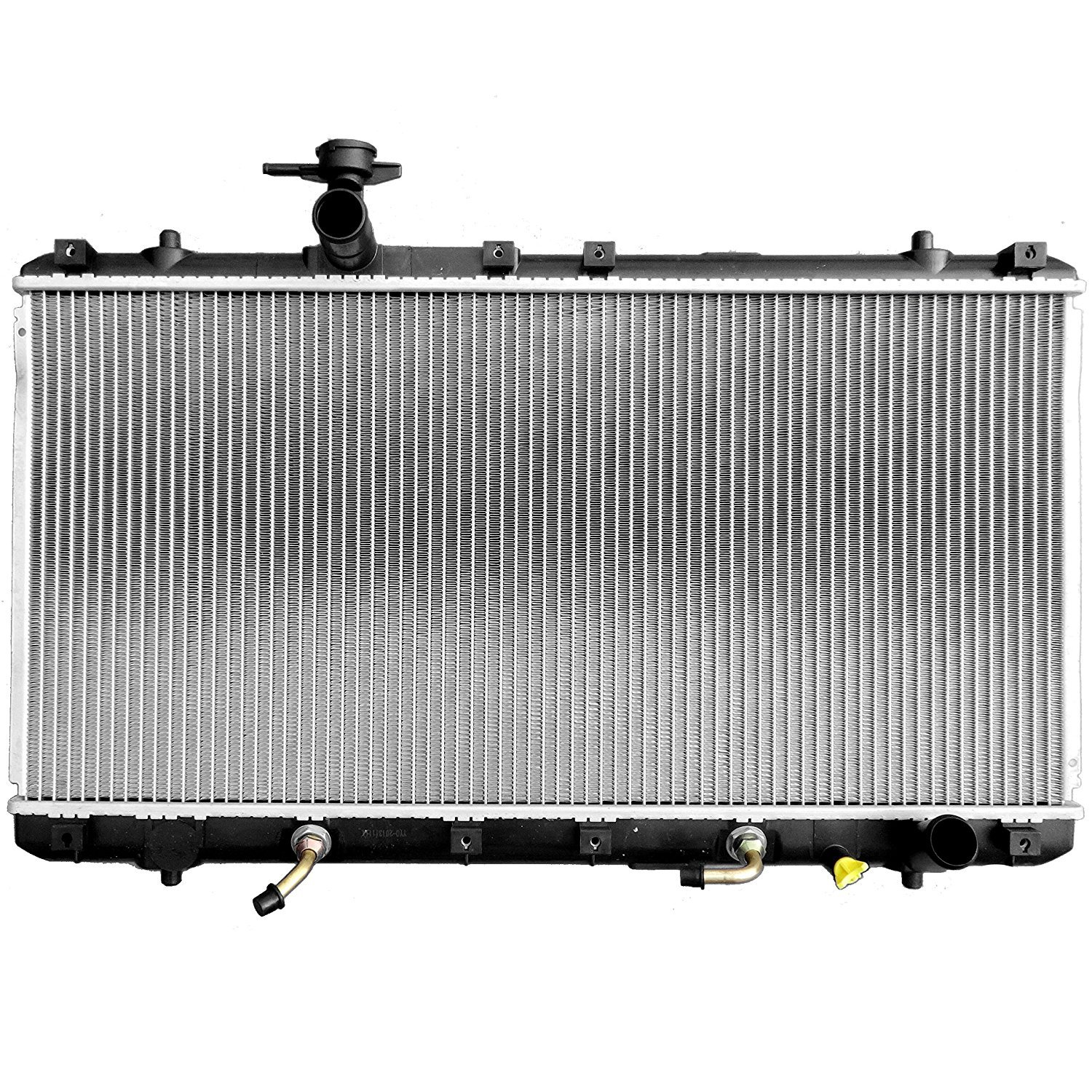 SCITOO Radiator LR2451 for Suzuki Aerio Base/GL/GLS/GS/LX/Premium/S/SX/SX Premium 2.3L 2.0L 2002-2007 by Scitoo