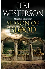 Season of Blood: A medieval mystery (A Crispin Guest Medieval Noir Mystery Book 9) Kindle Edition