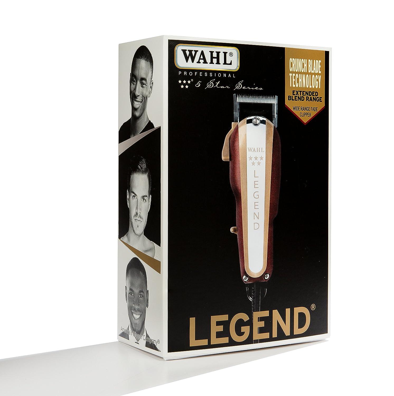 5d1fc9ed2 Máquina de cabelo Wahl Legend 110 ou 220v: Amazon.com.br: Beleza