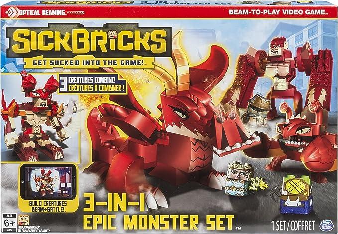 Sick Bricks, Epic Monster Attack Set