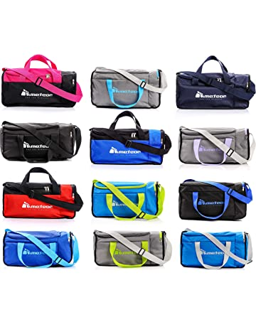 sports bag gym bag holdall men women duffel shoulder fitness bag swimming  pool bag travel holiday fb7a17809e4c3