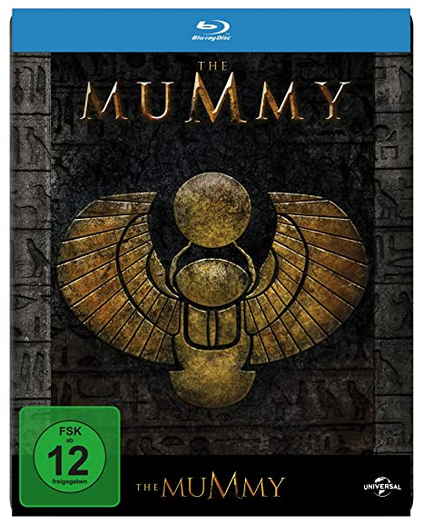 Die Mumie - Blu-ray - Limited Steelbook [Limited Edition]