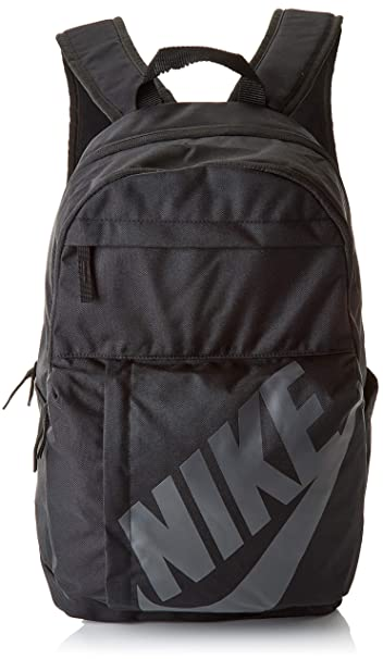 20125f1c6206 Image Unavailable. Image not available for. Colour  Nike Elemental Black  Unisex 25L Backpack ...