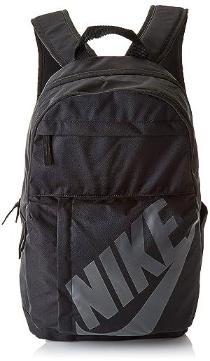 Nike BA5381-010 SPORTSWEAR ELEMENTAL SIRT VE OKUL ÇANTASI 46 CM X 32 CM X 19 CM