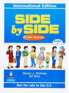 Amazon side by side student book 1 third edition side by side international version 1 third edition fandeluxe Choice Image