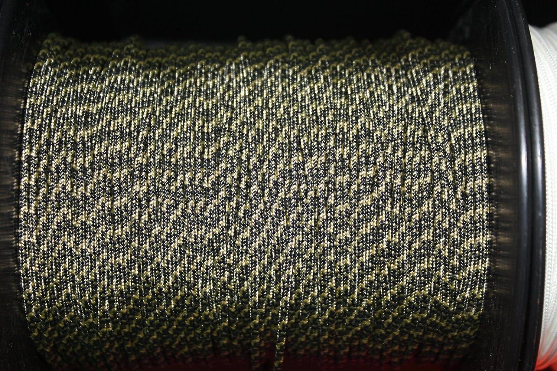 60X Custom Strings Camo BCY #24 D Loop Rope Release Material 25