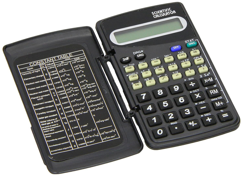 Just Stationery Calcolatrice Scientifica Con Copertura Pieghevole 6179/48