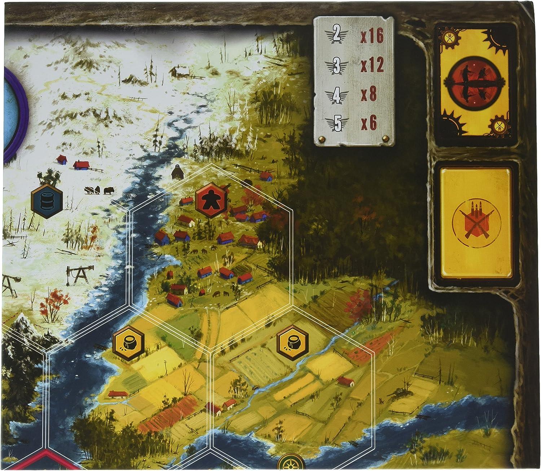 Scythe: Board Extension: Amazon.es: Juguetes y juegos