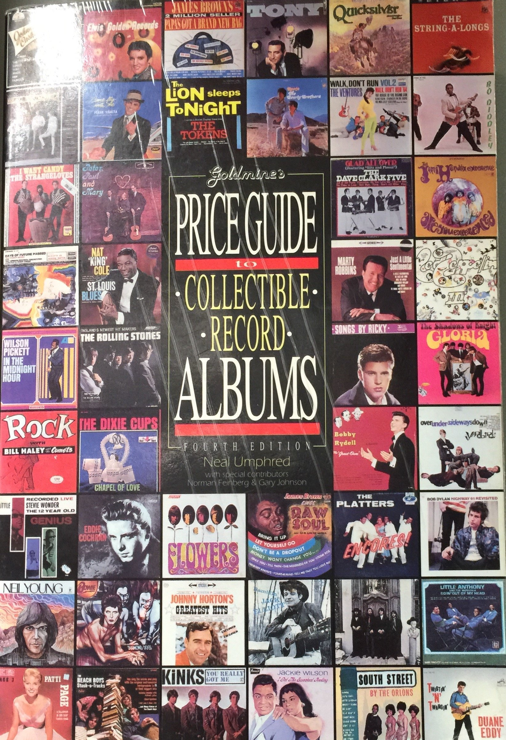 Goldmine's Price Guide to Collectible Record Albums