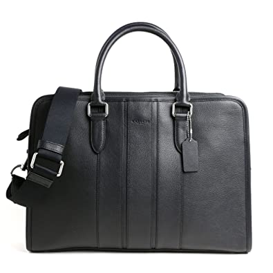 f48e01311eb4 [コーチ]COACH OUTLET コーチ アウトレット OUTLET メンズ レザー BOND BRIEF SMOOTH LEATHER 2way  ビジネス